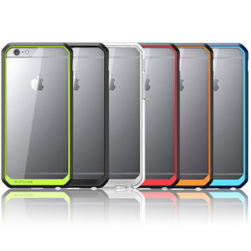 Supcase Hybrid Transparent Shockproof Case For iPhone 6/6S Plus 5/5S/SE Case S6/Edge Plus/Note 5