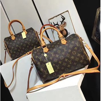 LV Women Fashion Shoulder Bag Handbag Crossbody