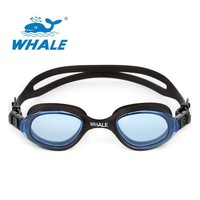 Professional Swim glasses PC Anti-Fog UV HD Waterproof silicone adult Swimming Goggles for men women Eyewear