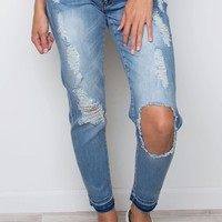 Good Company Distressed Jeans