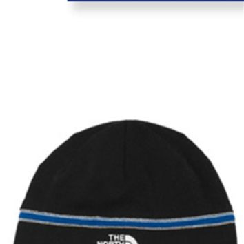 The North Face Logo Beanie for Boys A6X4-N5Y