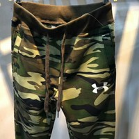 Under Armour trendy men's casual sports trousers F-MG-FSSH