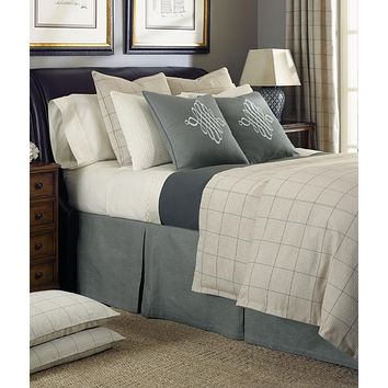 Cotswold Linen Bedding by Legacy Home