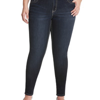 Skinny jean with Tighter Tummy Technology by Lane Bryant | Lane Bryant