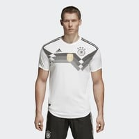 adidas Germany Home Authentic Jersey - White | adidas US