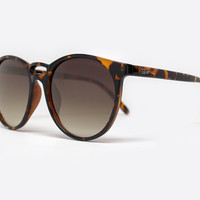 Quay All Cried Out Tortoise Sunglasses