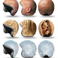 Head Candy: Helmet Experiments | Incredible Things