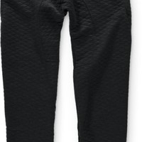 American Stitch Quilted Jogger Pants