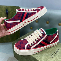 GG Women's Canvas Sneakers Shoes