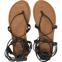 Billabong - Around The Sun Sandals | Off Black