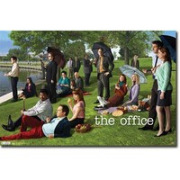 NMR 1214 The Office Poster Decorative Poster