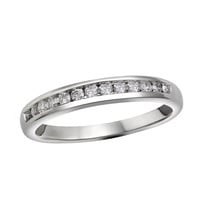 Modern Princess Look of Love Diamond Wedding Ring Steven Singer Jewelers