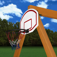 Gorilla Playsets Basketball Hoop