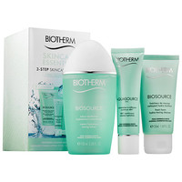 Biotherm Skincare Essentials 3-Step Skincare Routine for Normal and Combination Skin