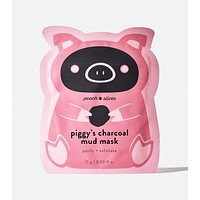 Piggy's Charcoal Mud Mask