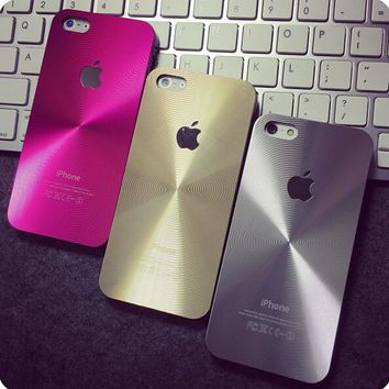 Pink Metal Radiation Case for iPhone 7 7Plus & iPhone 6s 6 Plus Plus Gift 322
