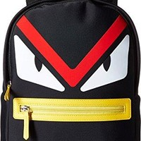 Fendi Kids Unisex Monster Backpack