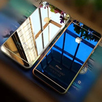 Creative Mirror Protective Screen Protector Film For iPhone 6 6s plus 7 Best Gift