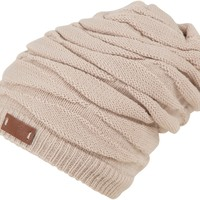 Sakkas Emerson 2-in-1 Knit Hat and Head Wrap