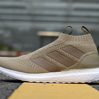 Adidas ACE 16+Ultra Boost Stockings without shoelaces Running shoes