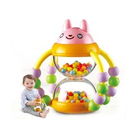 Infants Baby Toys For Newborns 0-3 years Cartoon Educational Teether Baby Rattles Mobiles Hourglass Stroller Bed Toys L1632