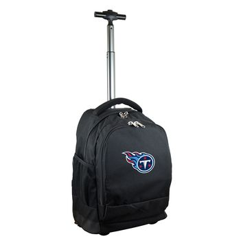 Tennessee Titans Wheeled Premium Backpack