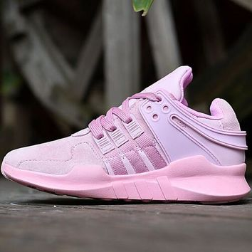"""Adidas"" Women Sneakers Pink Casual Sports Shoes"