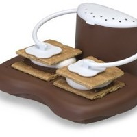 Progressive International GMMC-68 Microwavable S'Mores Maker: Kitchen & Dining