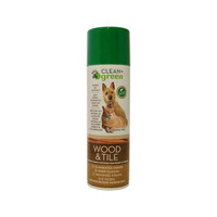 Clean and Green Pet Stain and Odor Remover for Wood and Tile- 14 oz