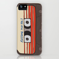 Guardians of the Galaxy iPhone & iPod Case by Evannave