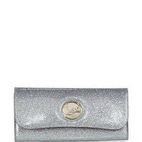 Riviera Glitter Patent Leather Wallet