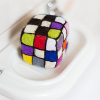 Gift for kids. Rubik's Cube. Homemade soap. Wool gift for him. Home Décor and Entertaining. Game and toy