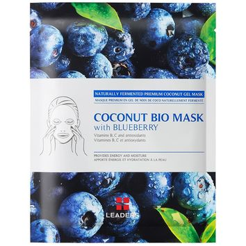 Coconut Bio with Blueberry Mask