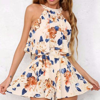 Mimsy Floral Playsuit