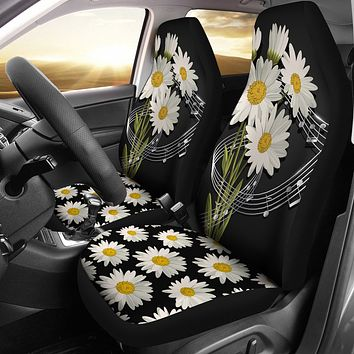 Daisy Music Car Seat Covers