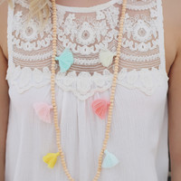 Touch of Whimsy Necklace