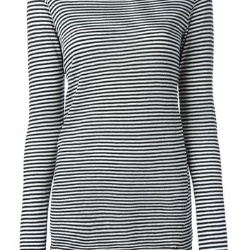 Isabel Marant Étoile striped T-shirt