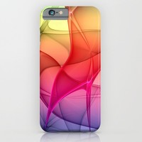 Color Flash iPhone & iPod Case by Gabiw Art