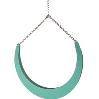 Green Torq Necklace
