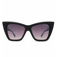 QUAY X SHAY MITCHELL VESPER SUNGLASSES BLACK