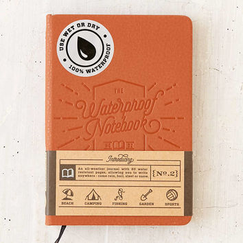 Waterproof Journal - Urban Outfitters