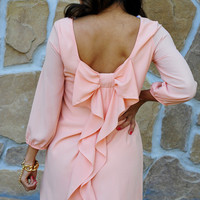 I Love You So Dress: Baby Pink | Hope's