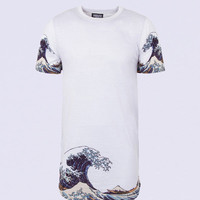 UNDER THE WAVE Long tee (OUT NOW)