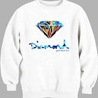Diamond Supply Co Custome Sweater for Mens Sweater and Womens Sweater *