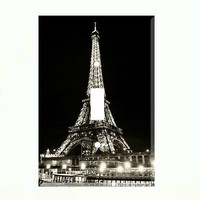 Paris France Eiffel Tower Single Light Switch Plate Wall Cover