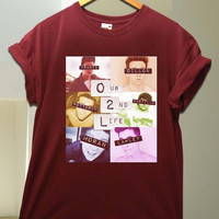 Our Second Life O2L name T Shirt unisex adult