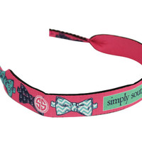 Simply Southern Preppy Collection Sunglass Straps Bow RETAINER-BOW