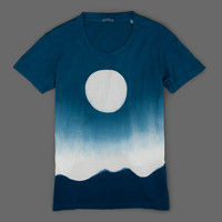 MILL MERCANTILE - BLUE BLUE - Pure Indigo Gradation Circle Tee