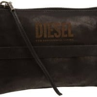 Diesel Easy On The Eyes Audrine X02004PR694 Clutch,Black,One Size