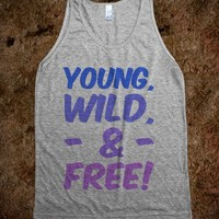 Young, Wild & Free - Righteous